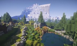 Minecraft Middle Earth Gondor Showcase