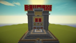 Full automatically SLOTMACHINE Minecraft Project