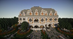Traditional Mansion 2 | WoK | Keralis showcase Minecraft Map & Project