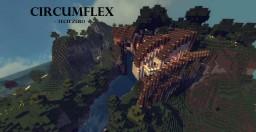 Circumflex - Modern Water Mill House Minecraft
