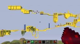 sonic, pokemon, mario worlds collide Minecraft Map & Project