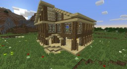 Glass Manison by Mar2ius Minecraft Map & Project