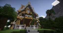Fantasty/Medieval Build Pack Minecraft Map & Project
