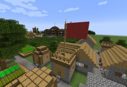 Manor 1931 Minecraft Map & Project