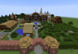Manor 1905 Minecraft Map & Project