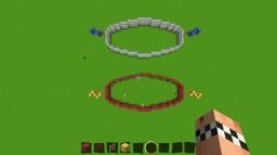 Stone&Nether Brick Arenas Minecraft