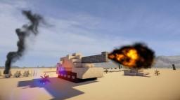 скачать карту для майнкрафт 1.7.10 механический танк #5
