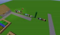 "Rabid""s Crazy Cartoons Minecraft Texture Pack"
