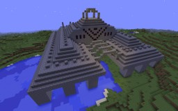 Ocean Monument Minecraft Map & Project