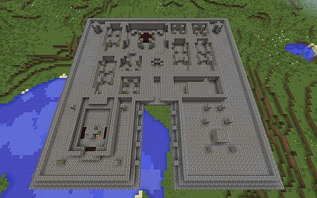 Ocean Monument Minecraft Project