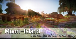 MoonIsland adventure/survival map 1.7.2 Minecraft Map & Project