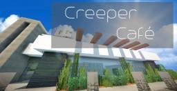 Creeper Café Minecraft Map & Project