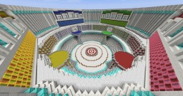 Pixel Party! Minecraft Map & Project