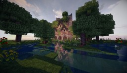 [#]The little cabin in the woods[#] Minecraft Map & Project