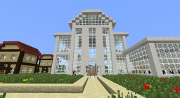Pixel-Nations Adanac Town Minecraft Project