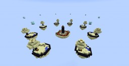 Obsidian Ender Skywars Map Minecraft Map & Project