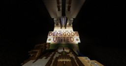 Demi-Gods United Minecraft Server