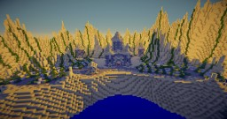 Sandstorm  (DTM Map) Minecraft Map & Project