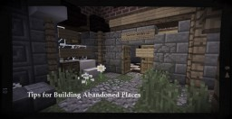 Building Destroyed/Abandoned Places Minecraft Blog