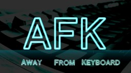 [Modification] AFK Mod [Forge] [1.7.2] Minecraft Mod