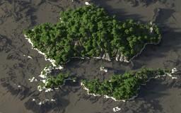 Cayo Espanto - Caribbean Island Minecraft Map & Project