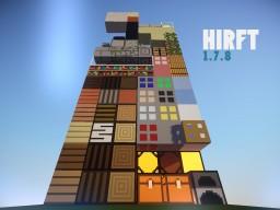 Hirft Minecraft Texture Pack