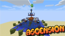 ASCENSION (PvP/Parkour Mini-Game) Minecraft Map & Project