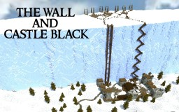 Castle Black - The Wall Minecraft