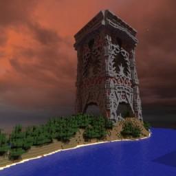 Orgen Island - DeepAcademy Application Minecraft Map & Project