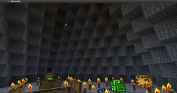 Underground Dome Minecraft Map & Project