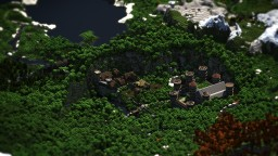 The Lost Kingdom Of Earth! On popular projects! Minecraft