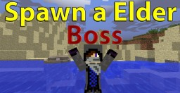 How To Spawn The Elder Guardian [Simple Step] Minecraft Blog Post