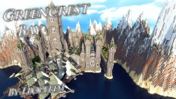 Greencrest Bay (A Minecraft Commission for Realmkraft) Minecraft