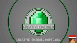 Creative Emerald Minecraft Server