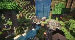 Mage Tower | Jungle | Mountains Minecraft Map & Project