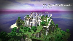 Garwhal Rollercoaster Minecraft Map & Project