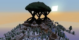 Winter's Fury Lodge Minecraft Map & Project