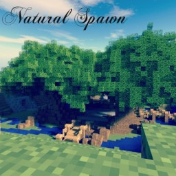 Natural Spawn by 5gavinator (Download at 50 diamonds) Minecraft Map & Project