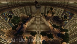 Pan's Mobarena Minecraft Map & Project