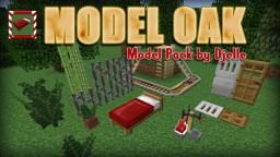 Model Oak v3.1 - Model Pack Minecraft