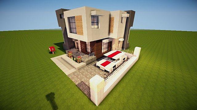 Kahong A Model Minecraft House Minecraft Project