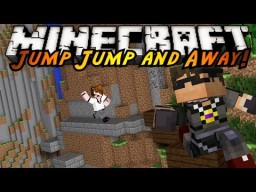 Jump Jump and Away - Parkour map 15000+ total DLs (Played by SkyDoesMinecraft, Deadlox, Blowek) Minecraft Map & Project