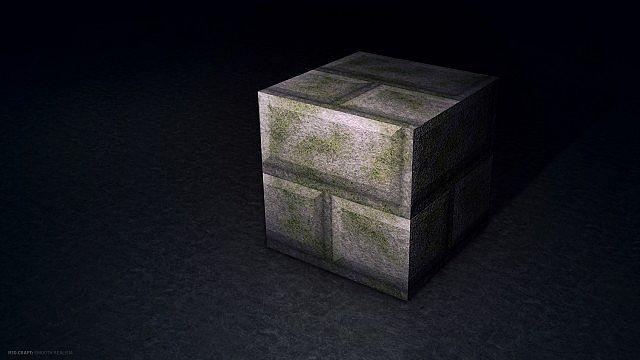 Mossy Stonebrick 512x512
