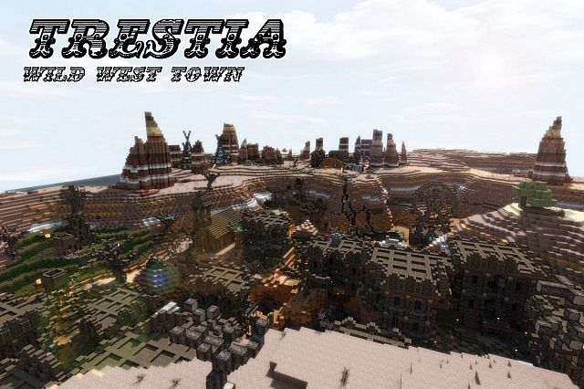 Trestia wild west map download minecraft project map overview gumiabroncs Gallery