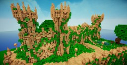 The Land Of Fortil Built By GAMEMASTER161 Minecraft Map & Project