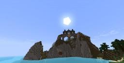 Viking Villiage - The Mountain Bridge Minecraft Map & Project