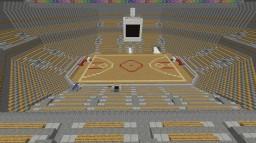 Basket Ball Arena Minecraft