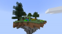 Skyblock Schematic Minecraft Map & Project