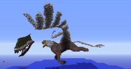 Griffin! Minecraft Map & Project