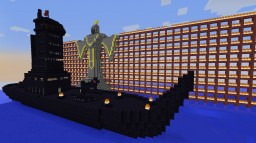 Zuko's War Ship Minecraft Project